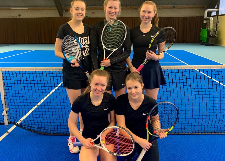 Damen des TC Seesen starten erfolgreich in die Hallen-Saison