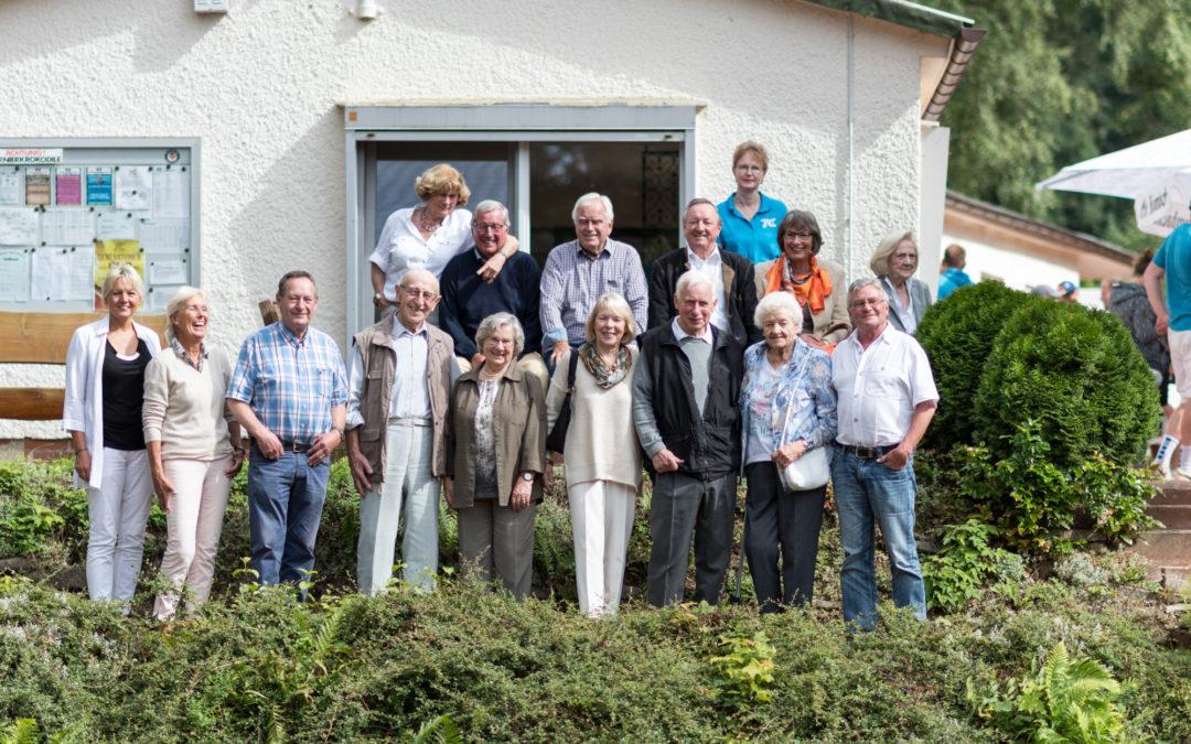 TC Seesen lädt langjährige Mitglieder zu gemütlichen Nachmittag