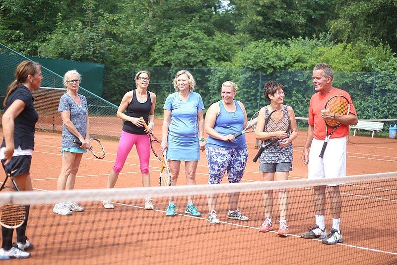 Erwachsenen-Tenniscamp beim TC Seesen