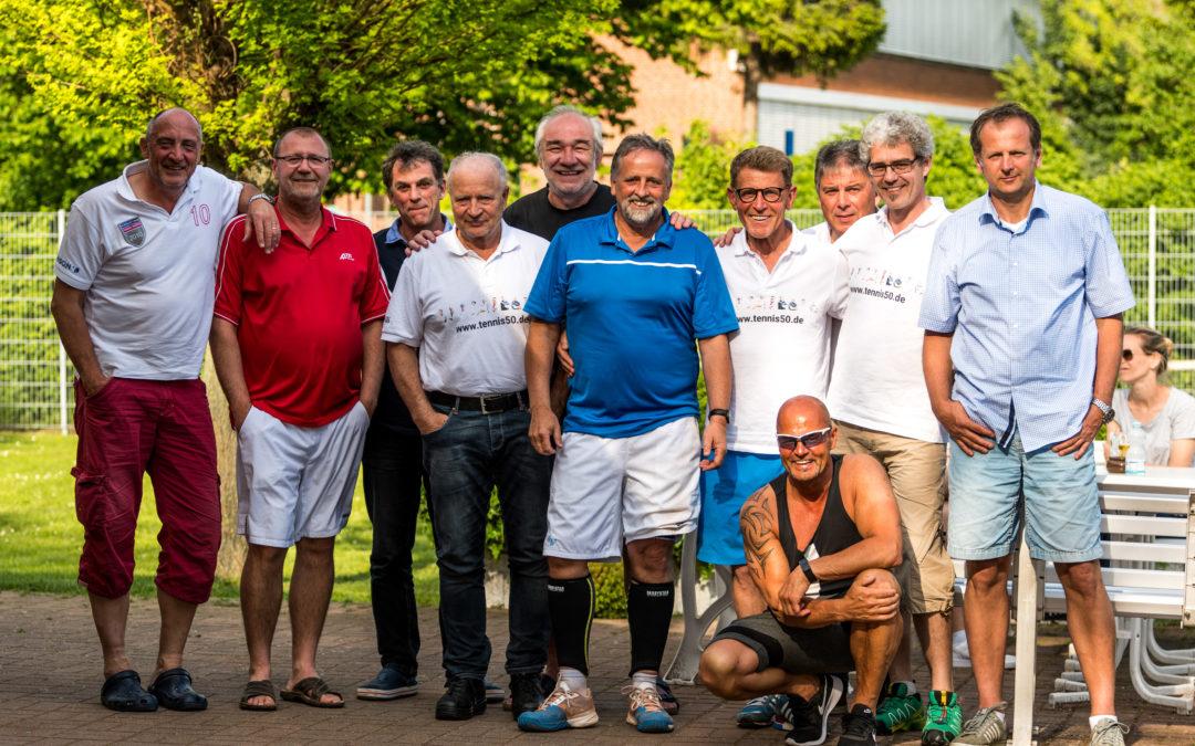 Alle vier Herren-Teams des TC Seesen waren erfolgreich