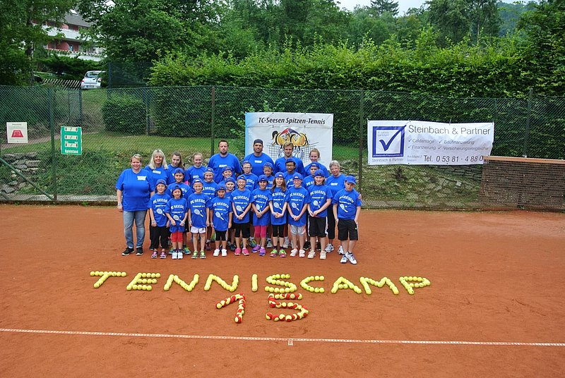 Tenniscamp beim TC Seesen