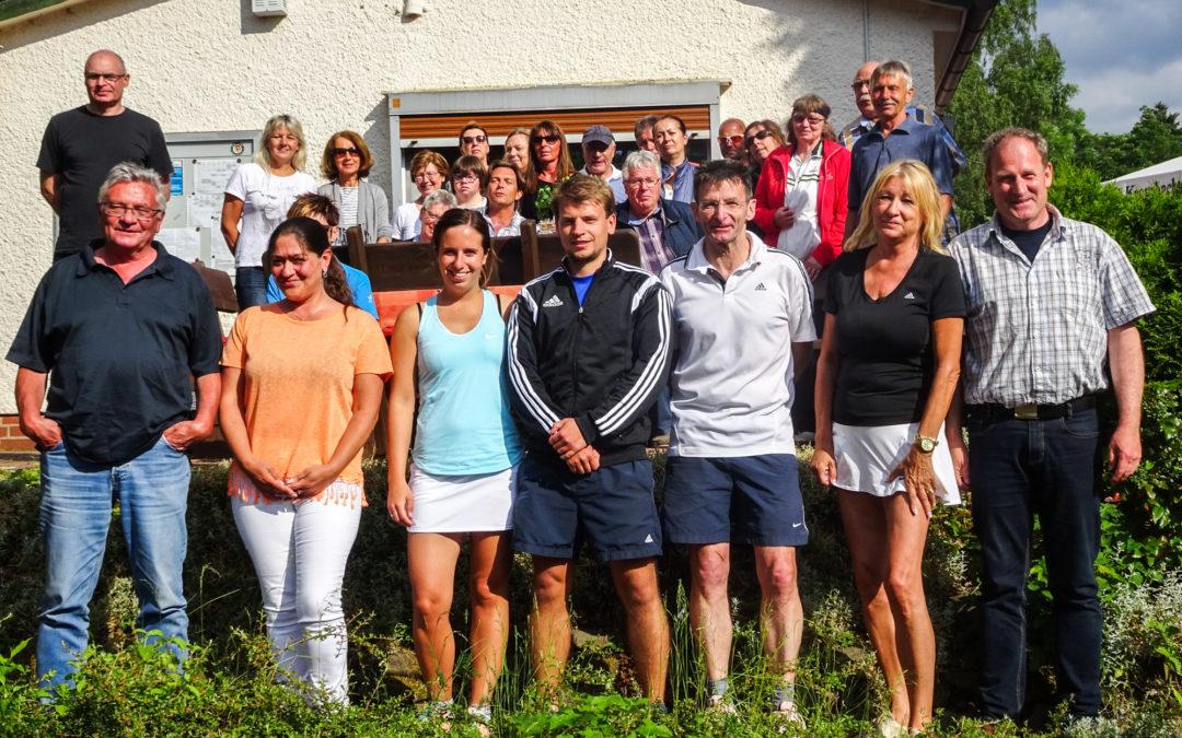 Pfingst-Schleifchen-Turnier beim TC Seesen