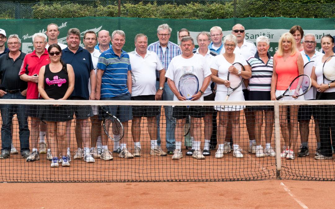 """Am Dienstag den 14.07.2020 startet """"Jedermann-Tennis"""" wieder"""