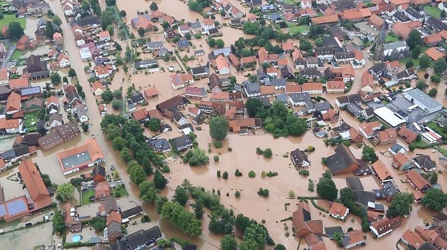 Tennissenioren des TC spenden spontan für Hochwasser-Opfer