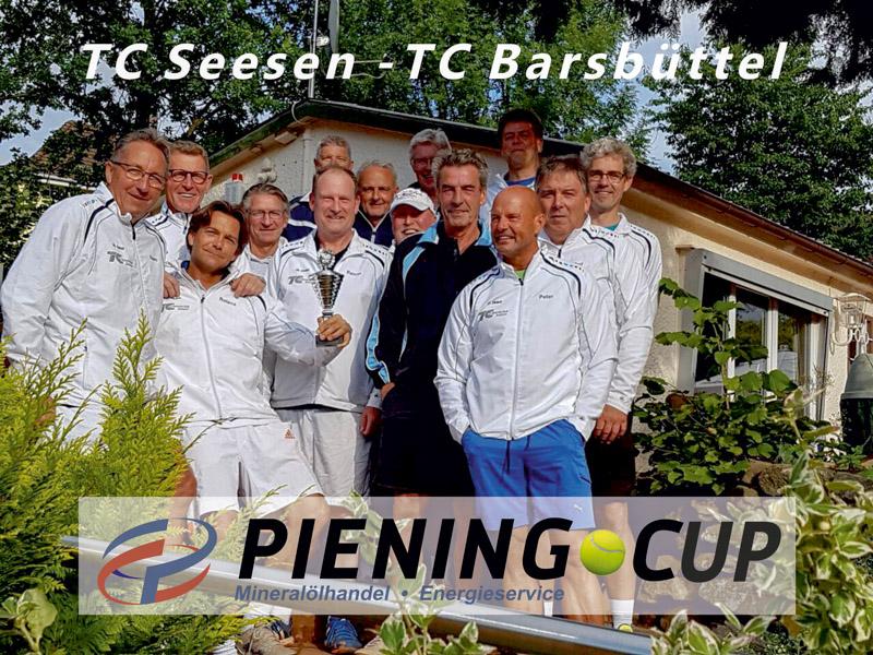 Piening-Cup zwischen TC Barsbüttel und TC Seesen