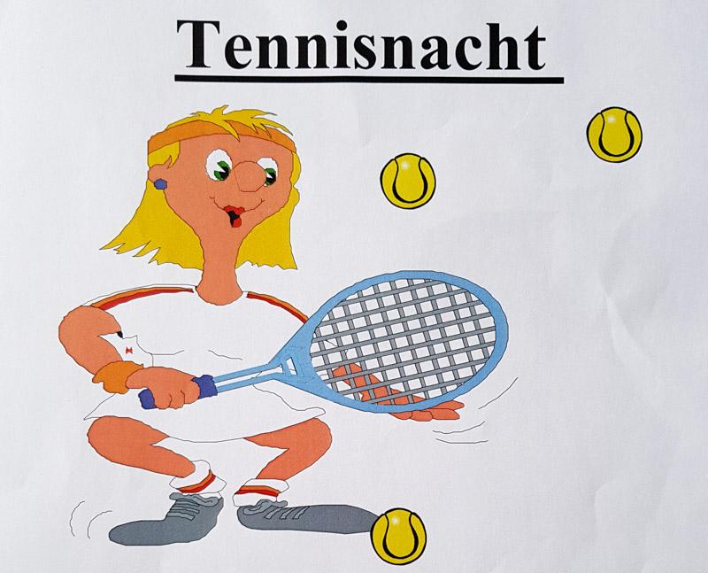Lange Tennisnacht des TC Seesen