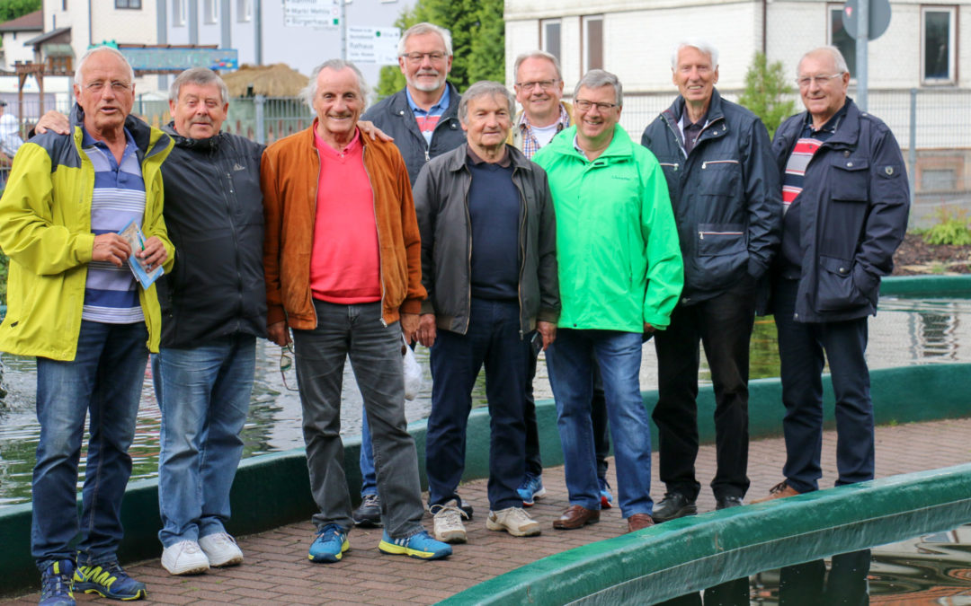 TC Seesen-Senioren auf Sportstour in Thüringen