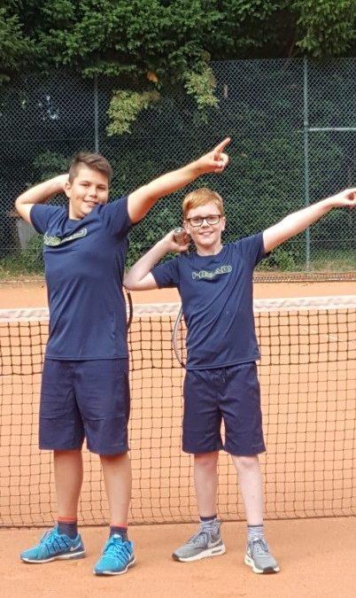 TC Jugend erringt drei Staffelsiege