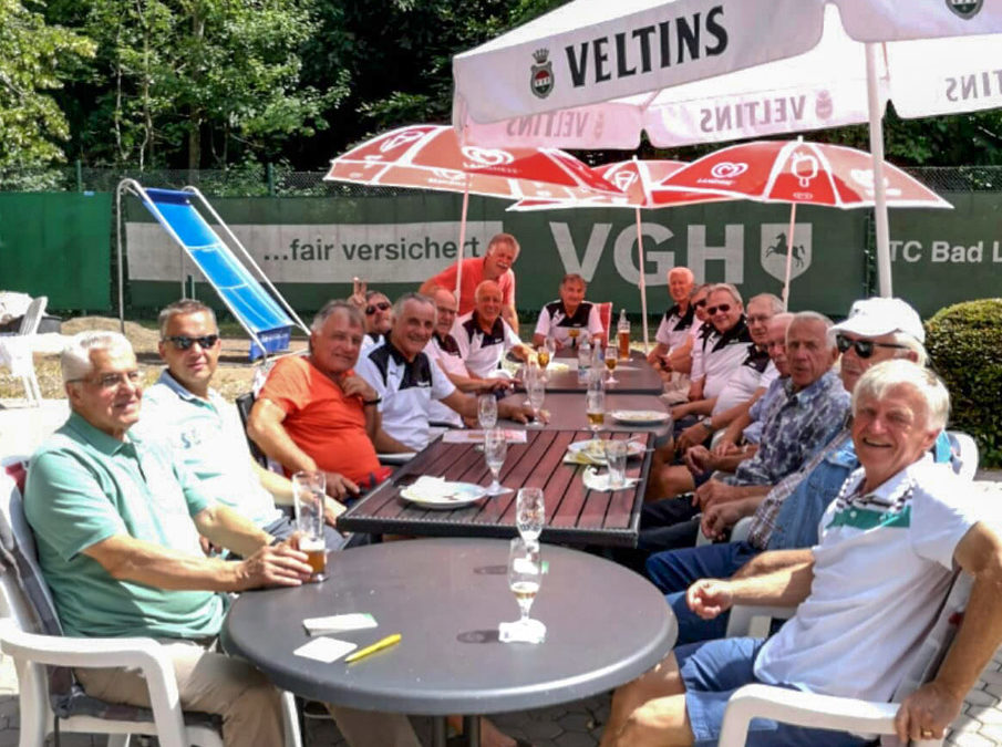 TC – Senioren zu Gast in Bad Lauterberg