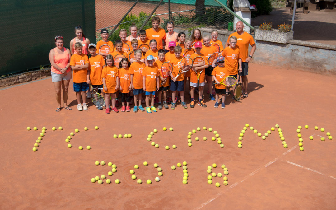 Tennis-Camp 2018