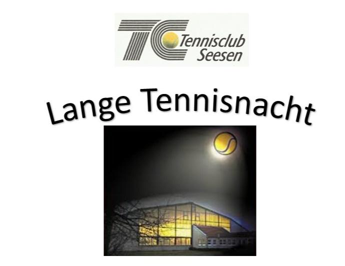 Lange Tennisnacht 09.02.2019