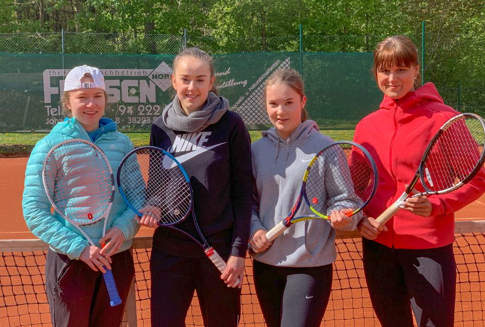 Damen des TC Seesen besiegen TSC Göttingen II