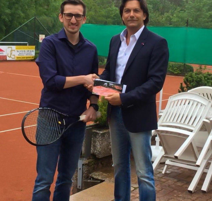 TC Seesen kürt Preisausschreiben-Gewinner