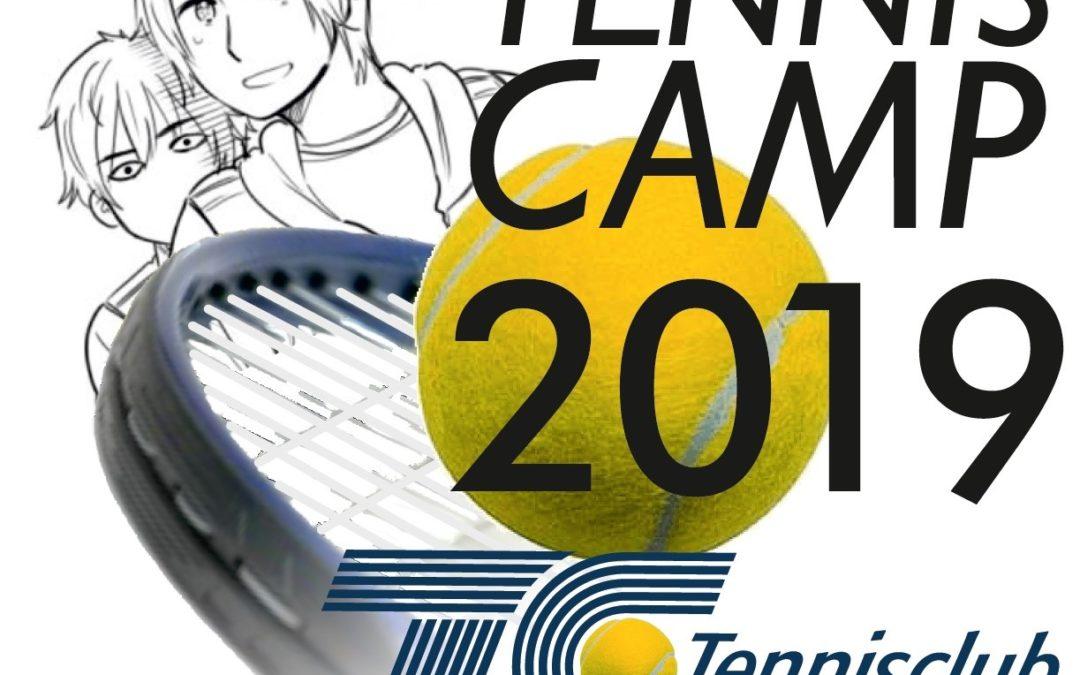 Tennis-Camp 2019