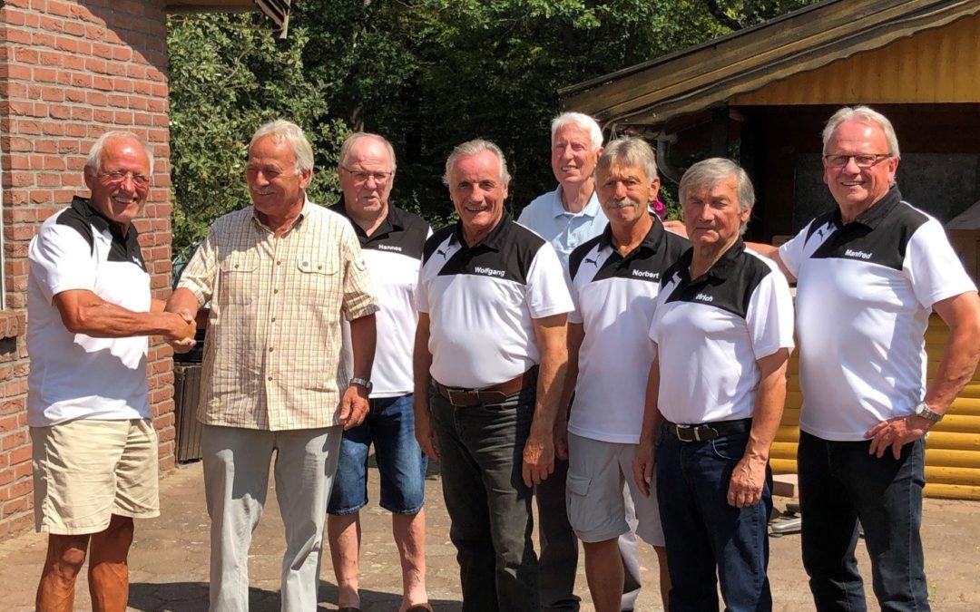 TC – Senioren beim SV Sandkamp erfolgreich