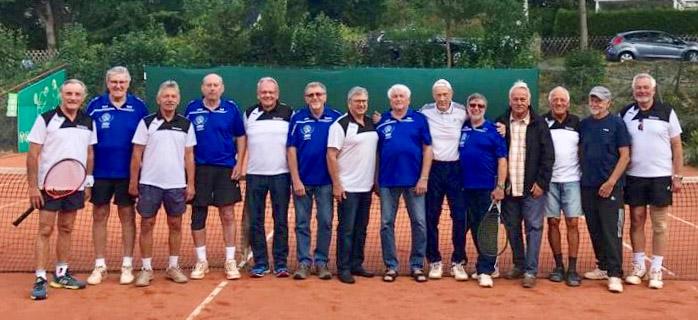 TC – Senioren gewinnen Lokalderby und die Meisterschaft