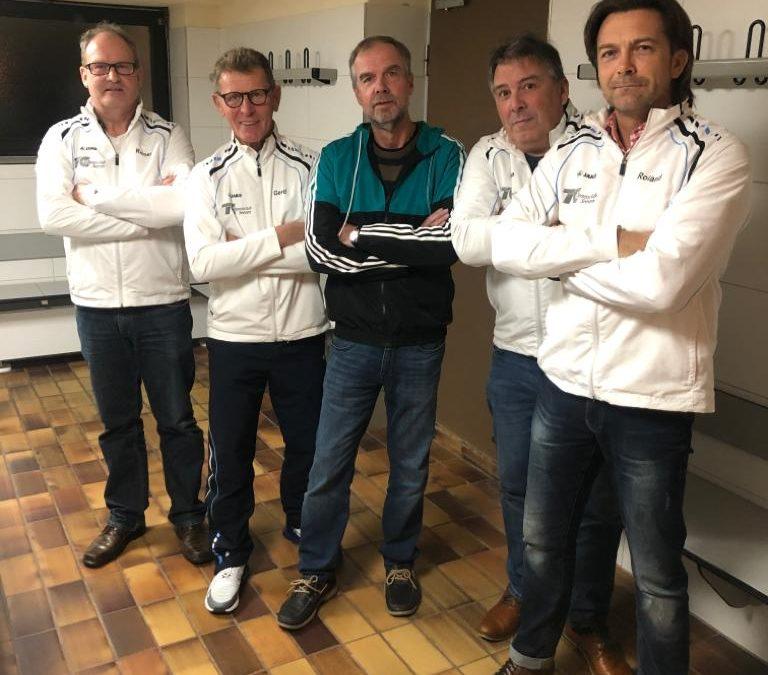 Herrenteams des TC Seesen bleiben weiterhin ungeschlagen