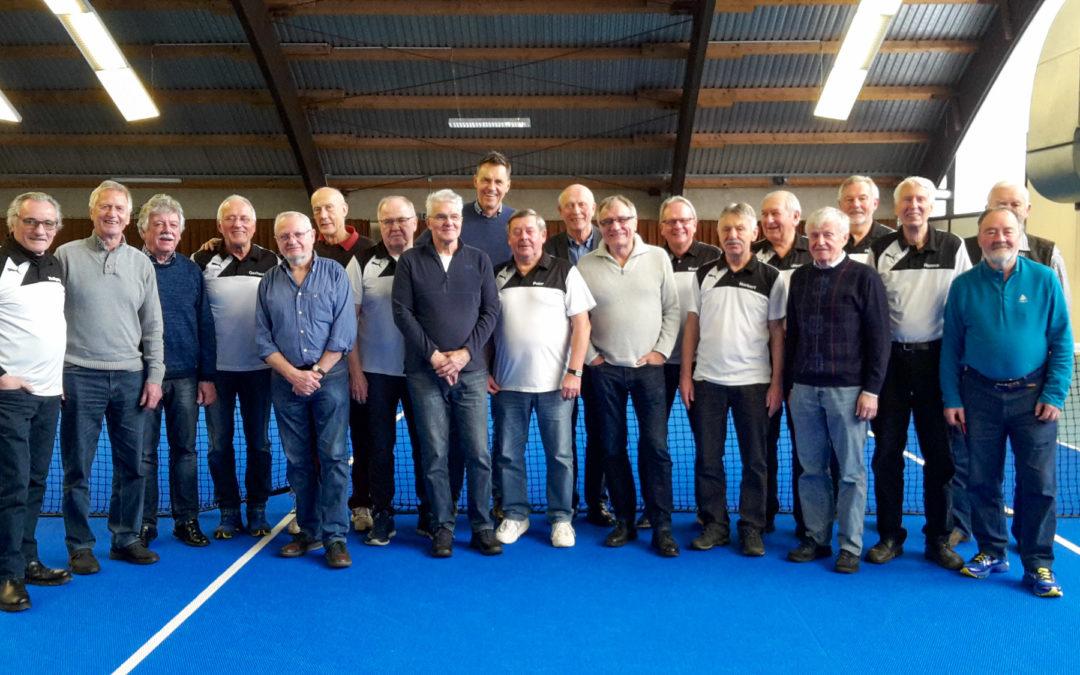 TC – Senioren und der TC Bad Lauterberg bestreiten Freundschaftsspiel