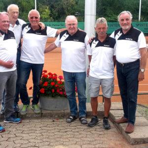 Manfred Schellmann, Günter Nebelung, Gerhard Wagner, Hannes Hölscher, Norbert Schweda und Wolfgang Bertram