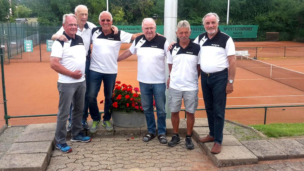 TC – Senioren auch beim Heidberger TC erfolgreich