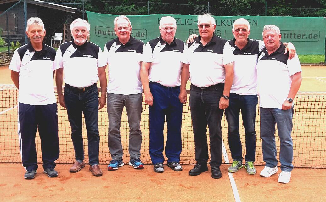 TC – Senioren sind auch im letzten Heimspiel erfolgreich