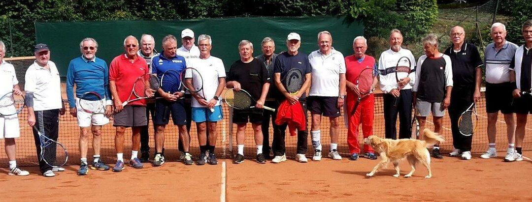 Senioren des TC Seesen hatten TC Bad Lauterberg zu Gast